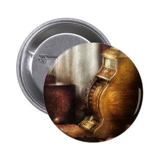 Brass Cash Register Buttons