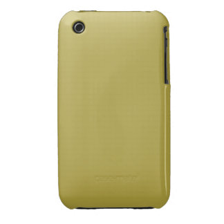 Brass Classic Colored iPhone 3 Cover
