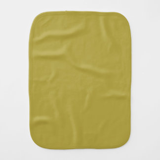Brass Classic Colored Baby Burp Cloth