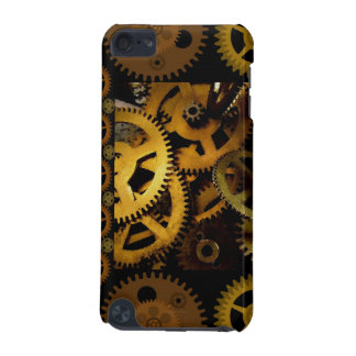 Brass Clockwork Gears iPod Touch 5G Cover