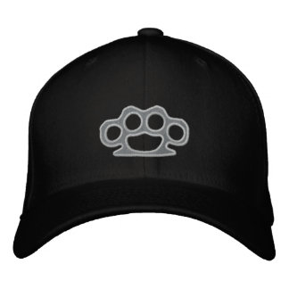 Brass Knuckles Embroidered Baseball Hat