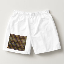 Brass Knuckles Pattern Boxers