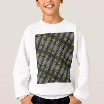 Brass Knuckles Pattern Sweatshirt