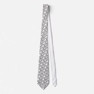 Brass Knuckles Tie