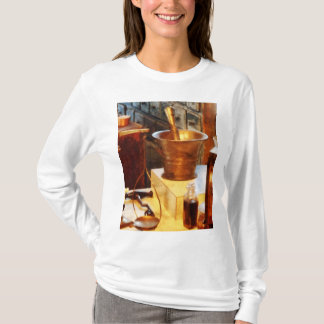 Brass Mortar And Pestle T-Shirt