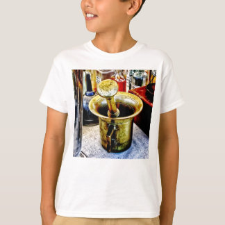 Brass Mortar and Pestle With Handles T-Shirt
