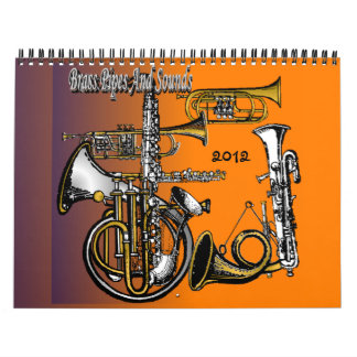 Brass Pipes & Sounds Calendar