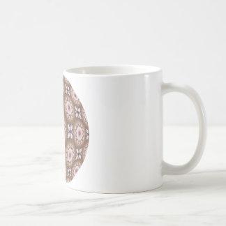 Brass Shields Coffee Mug