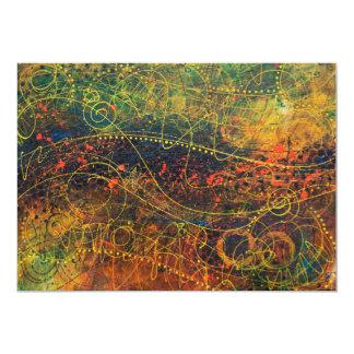 Brass & Strings Card