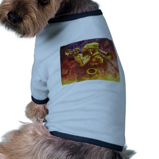 Brass Trio Dog T-shirt