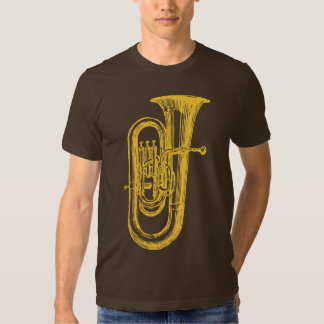 Brass Tuba Shirt