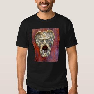 Brass Viking Big Mouth Tee Shirt