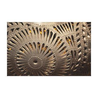 Brass Wheels Canvas