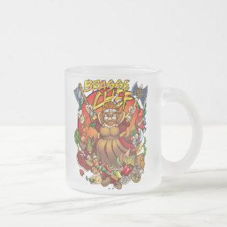 BrasseChef_m02 Frosted Glass Coffee Mug