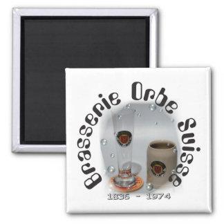 Brasserie Orbe magnet
