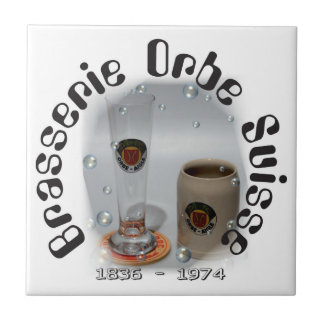 Brasserie Orbe tile