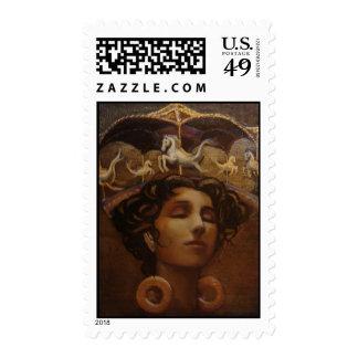brassringdream postage stamps