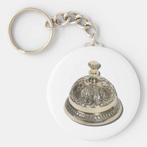 BrassServiceBell051211 Keychains