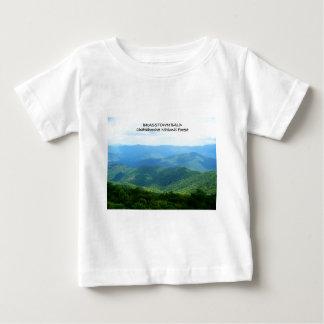 Brasstown Bald - Chattahoochee National Forest Baby T-Shirt