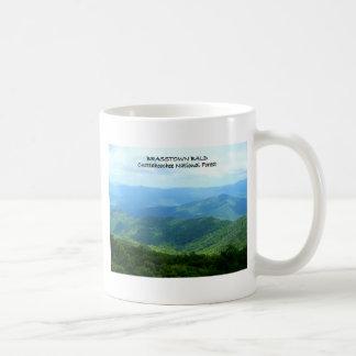 Brasstown Bald - Chattahoochee National Forest Coffee Mug