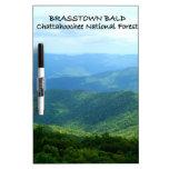 Brasstown Bald - Chattahoochee National Forest Dry Erase Boards