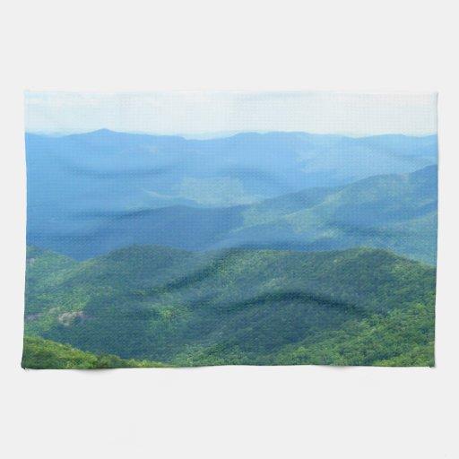 Brasstown Bald - Chattahoochee National Forest Towel