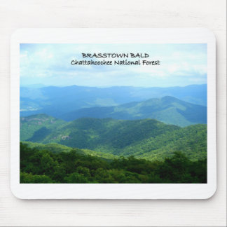 Brasstown Bald - Chattahoochee National Forest Mouse Pad