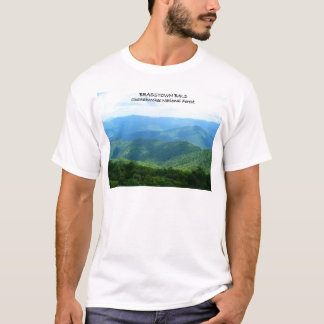Brasstown Bald - Chattahoochee National Forest T-Shirt