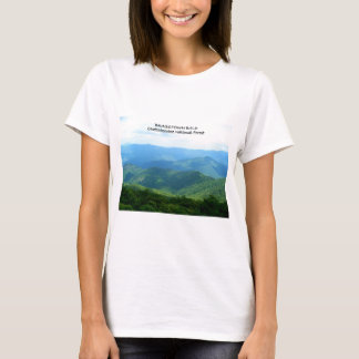 Brasstown Bald - Chattahoochee National Forest T-Shirt