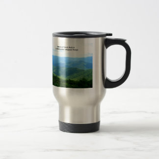 Brasstown Bald - Chattahoochee National Forest Travel Mug