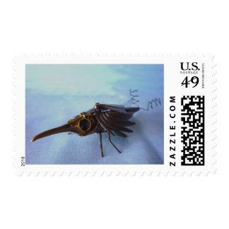 Brassy Beetle stamp