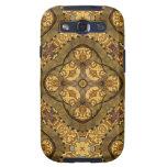 Brassy Steampunk Gears II Galaxy SIII Covers