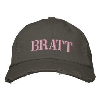 Brat Embroidered Baseball Hat