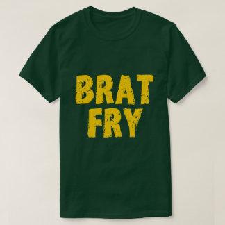 Brat Fry tshirt: BRAT FRY T-Shirt