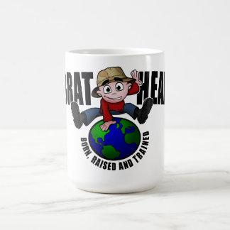 Brat Head Coffee Mug