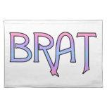 Brat Place Mat