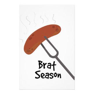 Brat Season Stationery