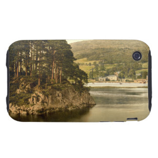 Brathay Rock, Lake District, Cumbria, England iPhone 3 Tough Cover