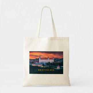 Bratislava 001B Tote Bag