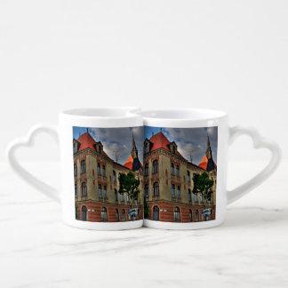 Bratislava architecture lovers mugs