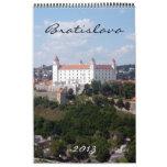 bratislava calendar 2013