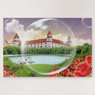 Bratislava castle jigsaw puzzle
