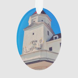 Bratislava castle tower ornament