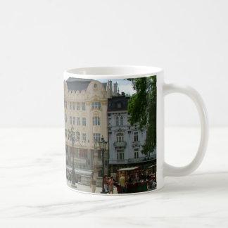 Bratislava Classic White Coffee Mug