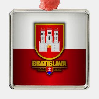 Bratislava Ornamento Para Arbol De Navidad