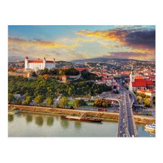 Bratislava, Eslovaquia Postal