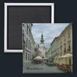 """Bratislava Magnet<br><div class=""""desc"""">Bratislava,  Slovakia</div>"""