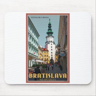 Bratislava - Michael's Tower Mouse Pad