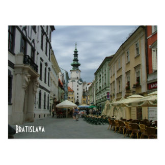 Bratislava Postcard