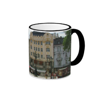 Bratislava Ringer Coffee Mug